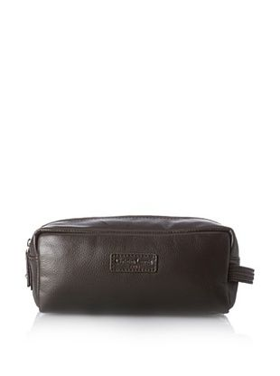 40% OFF Christian Lacroix Men's Leather My Stuff Kit (Brown)