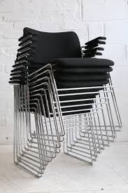 Howe 40 4 Stacking Chairs