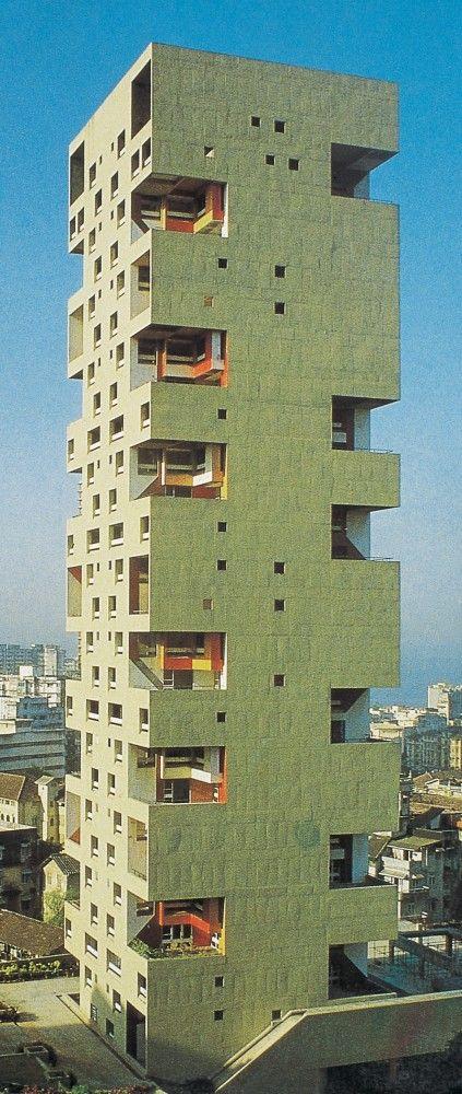 Janga?! Charles Correa: India's Greatest Architect