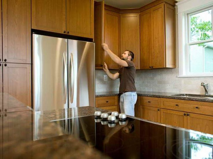 25 best Kitchen Cabinet Makeover images on Pinterest | Kitchen ...