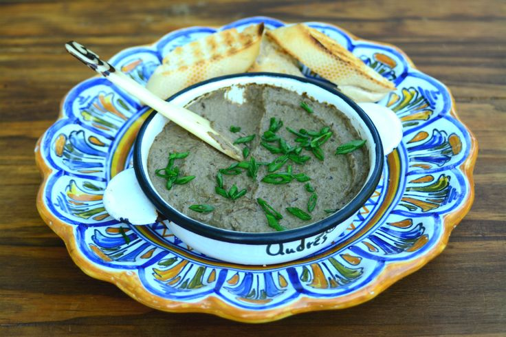 Homemade Liver Pate