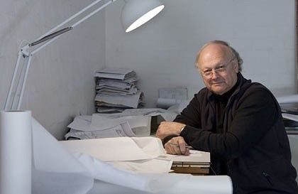 "Glen Murcutt (Pritzker Prize 2002). http://youtu.be/RrZ-yCDgQl0 (""Public talk with Glenn Murcutt""). http://www.pinterest.com/kusnoutomo/glenn-murcutt/"