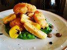 Fish&Chips je tradiční britské lidové jídlo.