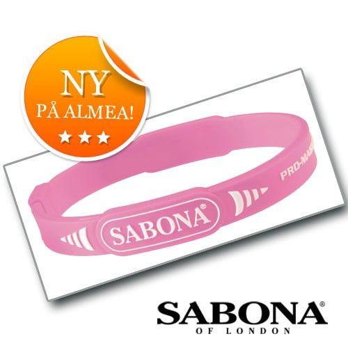 Sabona Pro-Magnetic Sport, rosa- str L fra Almea. Om denne nettbutikken: http://nettbutikknytt.no/almea-no/