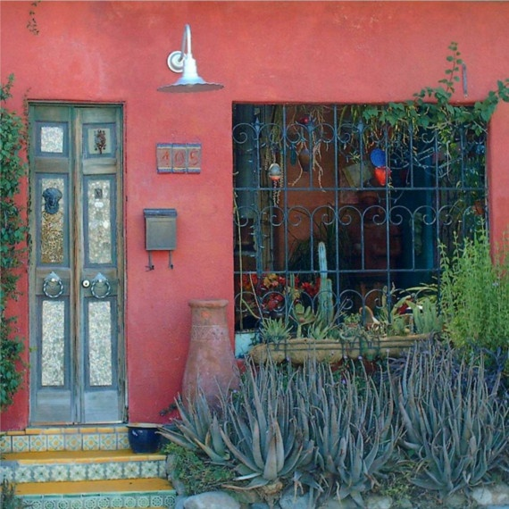 1000 Images About Exterior Southwestern Adobe On