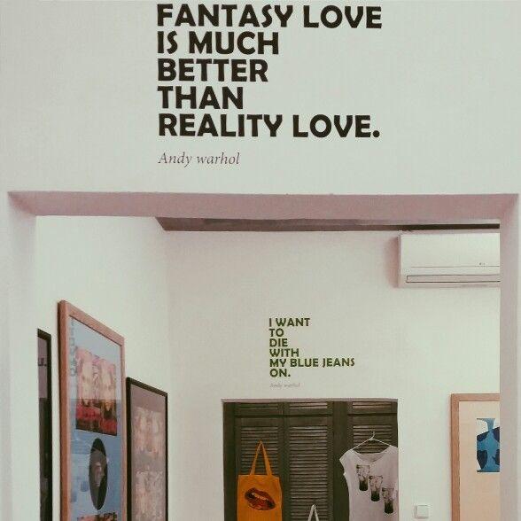 Gallery of Andy Warhol in prague. #andywarhol