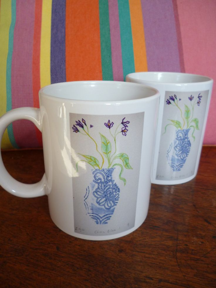 Jane Hyder coffee mugs @20.
