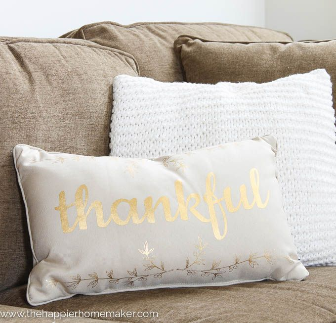 Autumn Mantel and Giveaway