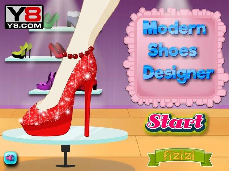 Lubisz wysokie szpilki lub futurystyczne buty na obcasie? Dzisiaj zabawisz się w projektantkę obuwia! http://www.ubieranki.eu/gry/3689/projektantka-butow.html