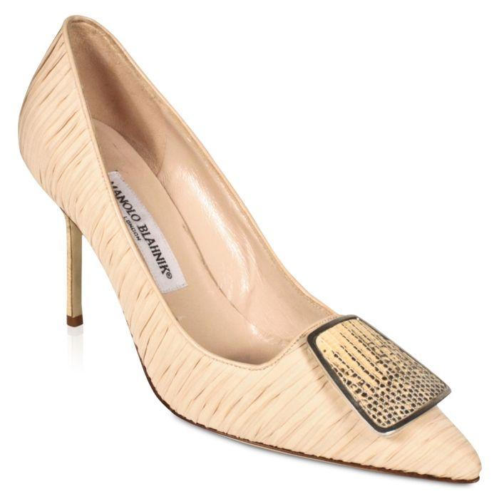 Manolo Blahnik Zapatos Mas Caros