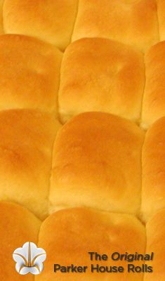 MUST TRY - The original Parker House Rolls #recipe - Pin now and use later!
