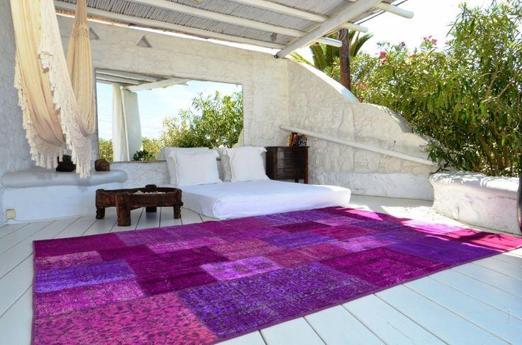 Ostraco Suites, Mykonos, Greece.