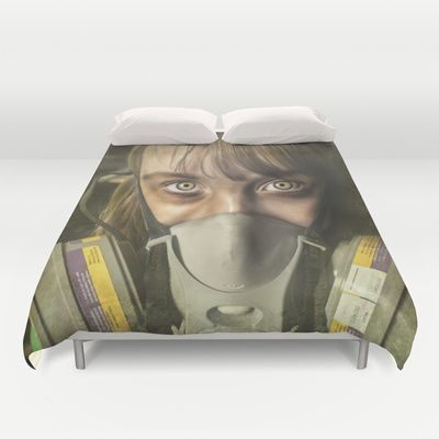 Cover yourself in creativity with our ultra soft microfiber duvet covers. Hand sewn and meticulously crafted, these lightweight duvet covers vividly…  #alien