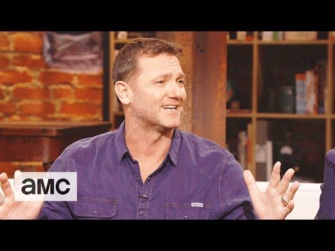 Talking Dead: 'Lennie James on Morgan via Video Chat' Highlights Ep. 713 'Bury Me Here' | Talking Dead with host Chris Hardwick