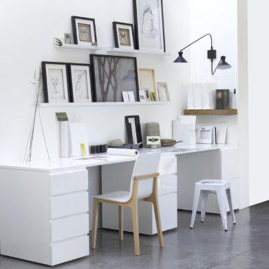 chaise lot de 2 atitud design emmanuel gallina am pm la redoute habitacion pinterest. Black Bedroom Furniture Sets. Home Design Ideas