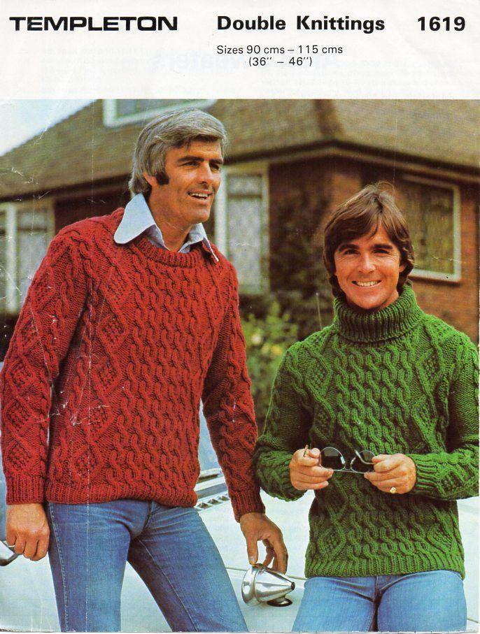 247 Best Vintage Aran Knitting Patterns Aran Knit Patterns Images