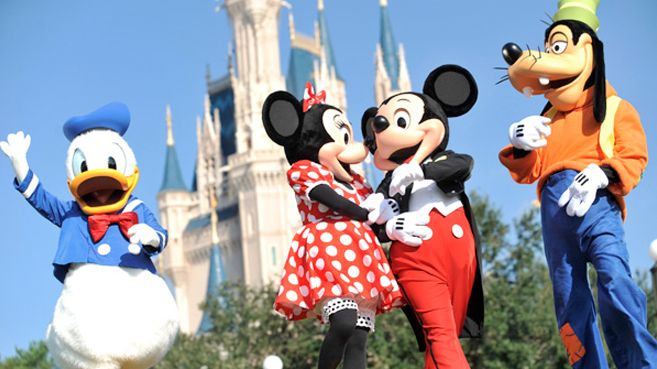 Disney World deals - The cheapest weekend to visit Disney in summer 2014