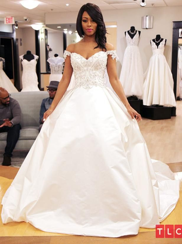 Pin On Say Yes To The Dress Atlanta