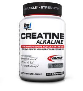 BPI Creatine Alkaline Review