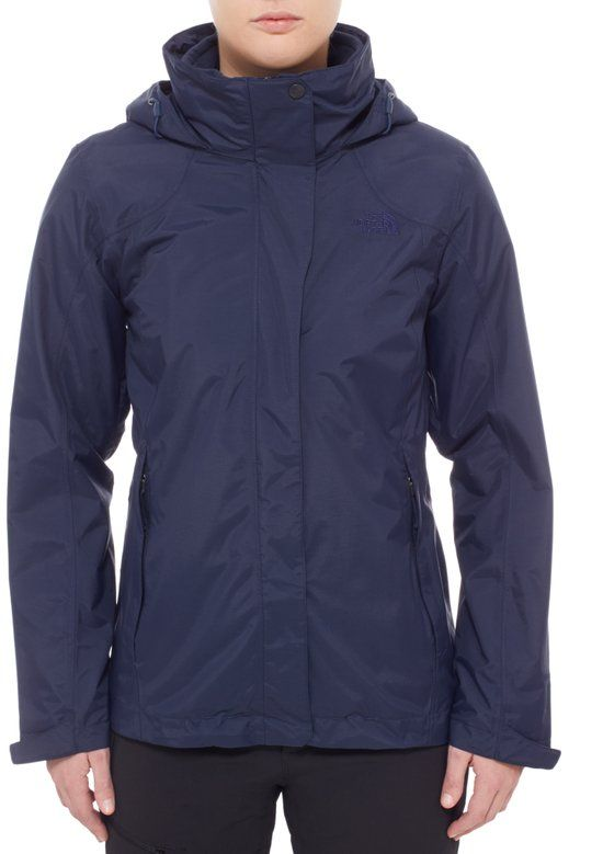 The North Face Evolution Ii Triclimate Jacket - Outdoorjas - Vrouwen - Maat S - Cosmic Blue