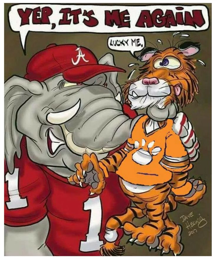 Alabama - Clemson