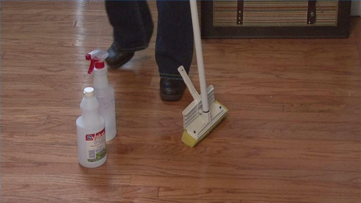 Video How To Make Hardwood Floors Shiny Ehow Cleaning