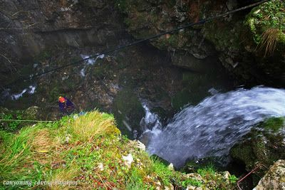 Mpeis cave, mt Koziakas, central Greece