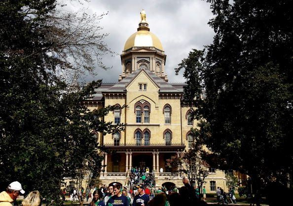 A Look at Notre Dame: What parents want to know about Notre Dame, the Golden Dome and the Fighting Irish.