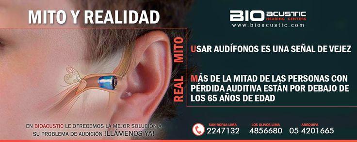 Audifonos para Sordera: MITO Y REALIDAD: ¿Usar Audífonos es Señal de Vejez...