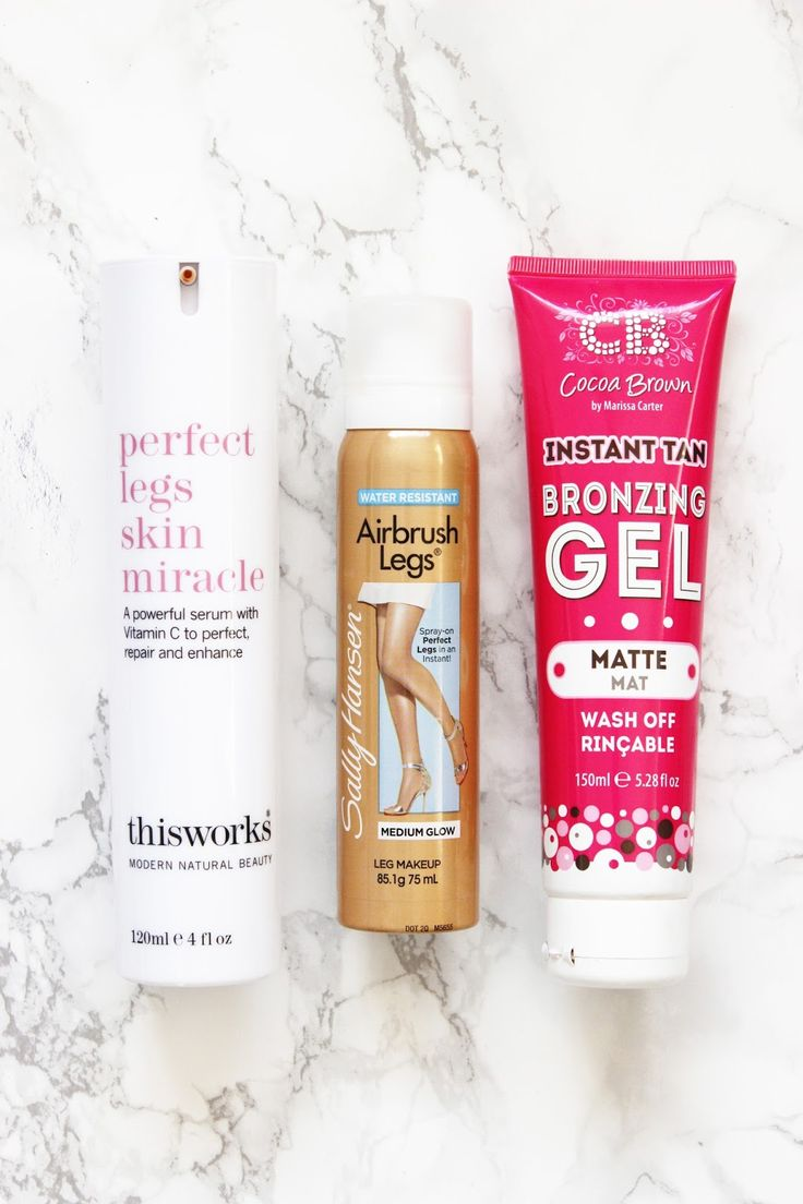 How To Make Your Legs Look Great Instantly with Airbrush legs!