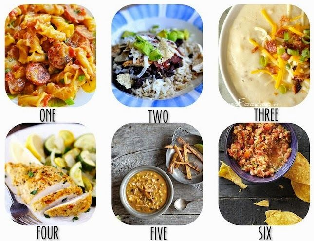24 day challenge recipes