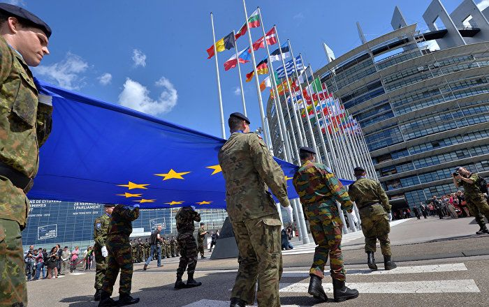 Why the Creation of the EU Army is Nothing But 'a Pure Fantasy'