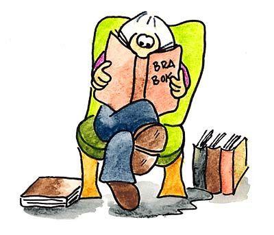 Boklysten: Fördelar med att läsa böcker