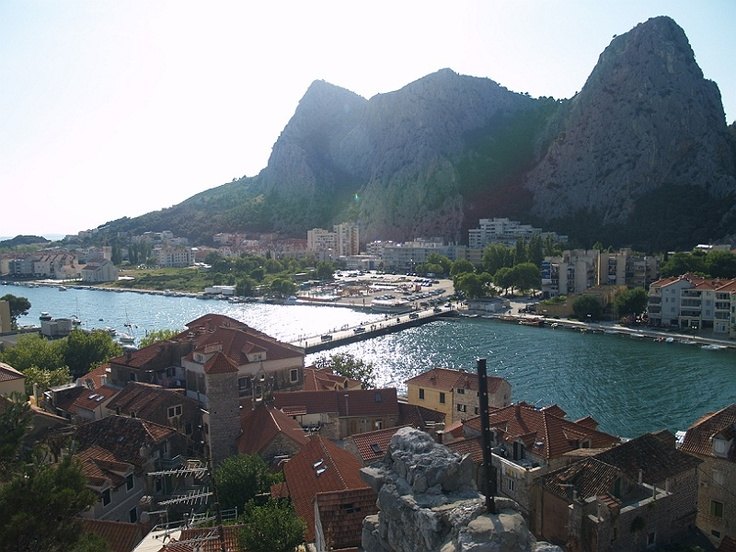 Croatia - Omiš #croatia #chorwacja #omis