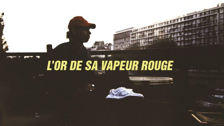 Georgio - L'or de sa vapeur rouge ( vidéo lyrics)