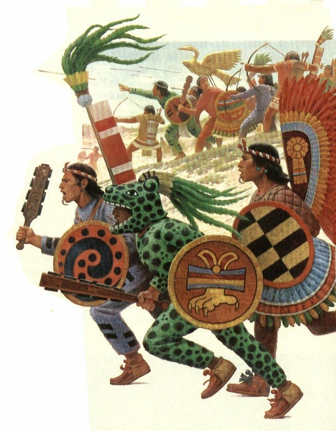 tracing back the origins and history of the aztec indians between the 14th and 16th centuries Science reveals the origins of the empress of the americas trace the story back to its origin in a special exhibition years of aztec history.