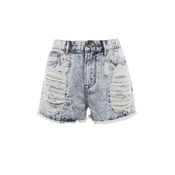 Ropa Primark: shorts denim rotos