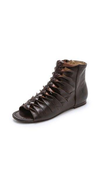 Frye Marlene Twisted Sandals