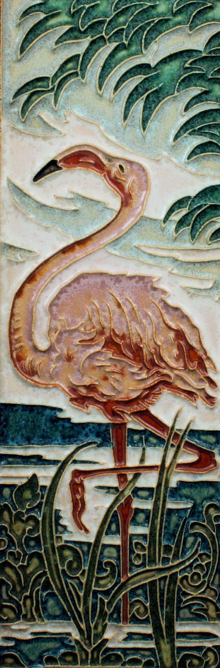 Porceleyne Fles flamingo