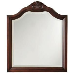 Home decorators collection portland 24 in w mirror in cherry 0572300110 at the home depot 159 Home decorators collection mirrors