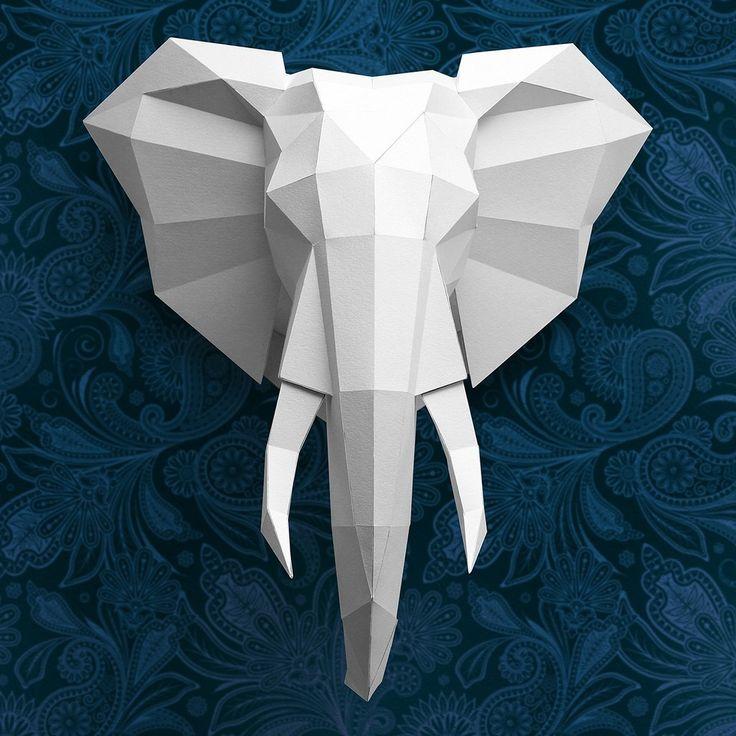 Эффектом стерео, прикольные оригами из бумаги картинки