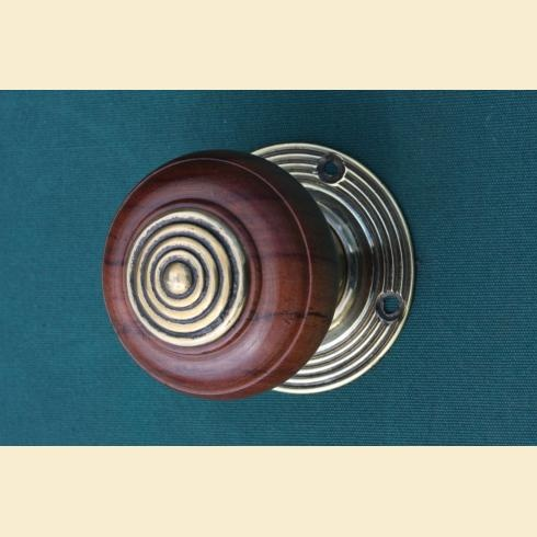 Buy Villa Natural Wood Door Knobs   The Villa Wooden Door Knob Is A Copy Of  An Original From A House In Wimbledon. All Designs In The Range Are  Faithful ...