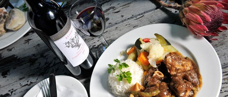Divine meals only at Ons Huisie