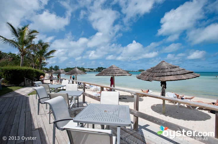 Cambridge Beaches Bermuda Breezes Restaurant Lunch Or
