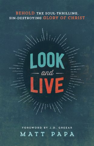 #Christian #Book #Review: Look and Live by Matt Papa  http://www.cherylcope.com/book-review-look-and-live-by-matt-papa