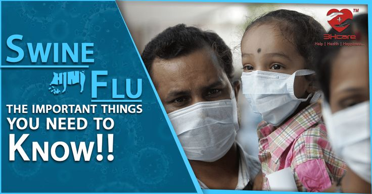 Swine Flu - A highly contagious respiratory disease can cause death too!!Read the details of Swine flu to know the symptoms and schedule the test of swine flu today!! #3hcare #H1N1 #SwinFlu #Disease #Diagnose #HealthCheckup #HealthTest