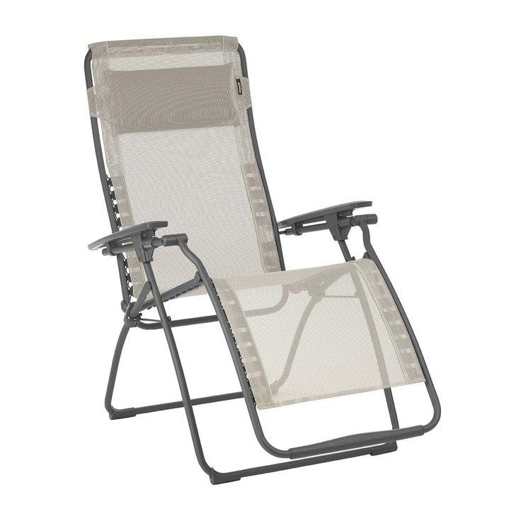 Doorout Angebote lafuma Futura Batyline ISO® Relaxliege seigle: Category: Campingmöbel > Campingliegen Item number:…%#Quickberater%
