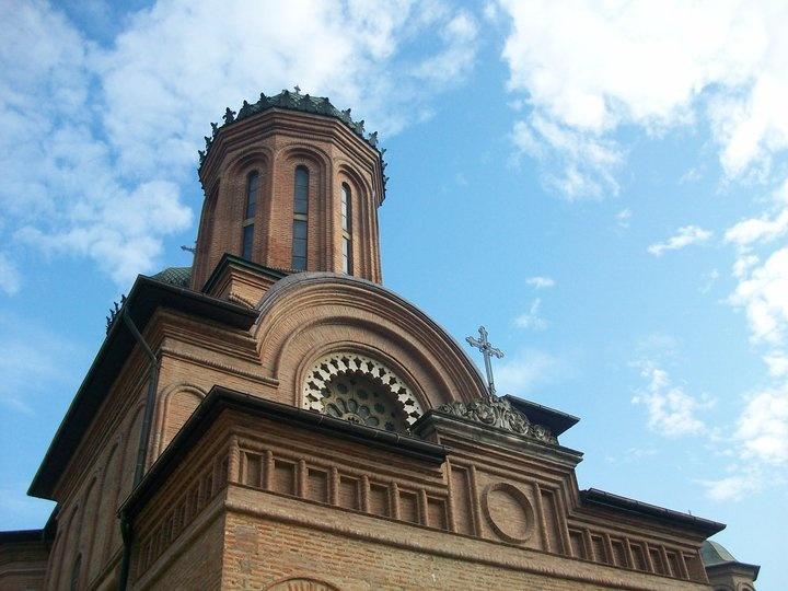 Bucharest - Antim Church