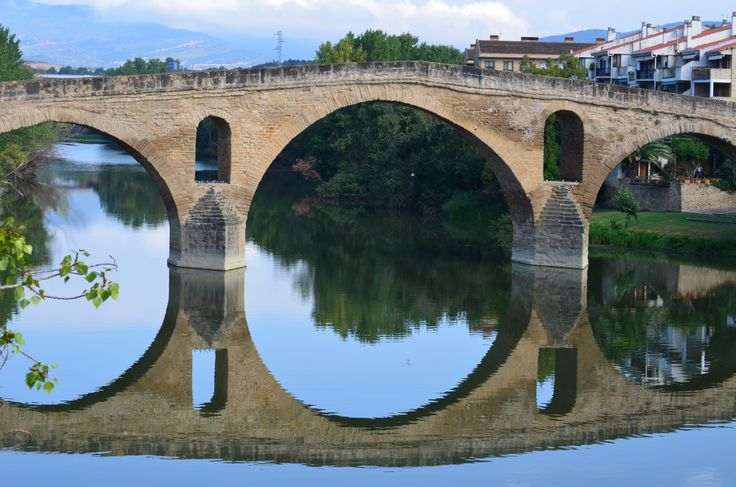 Puente La Reina, Navarra.