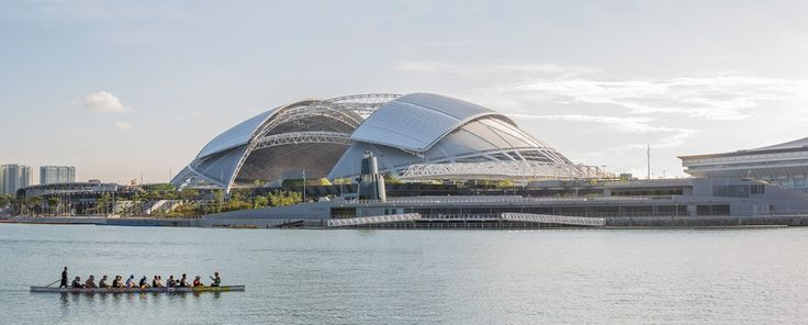 Singapore Sports Hub - DP Architects